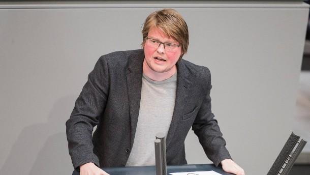 Bundestagspolizei durfte nicht in Büro von Abgeordnetem eindringen