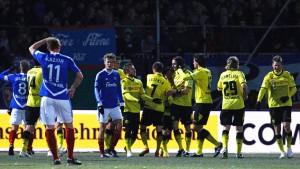 Dortmund spaziert ins Pokal-Halbfinale