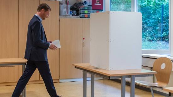 Landtagswahl in Sachsen und Brandenburg