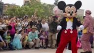 Das Disneyland gibt es jetzt auch auf Chinesisch