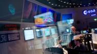 Satelliten-Zentrum in Darmstadt wird 50