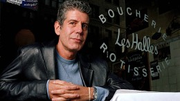 Starkoch Anthony Bourdain ist tot