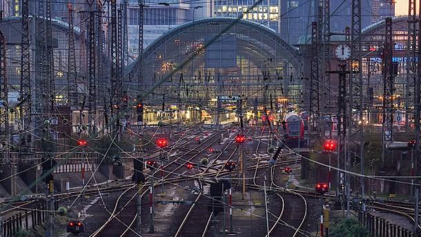 Es tut sich was bei der Eisenbahn
