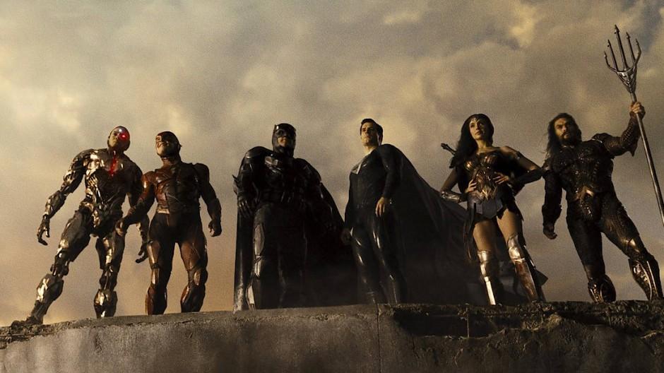 Nichts weniger als Weltretter: die Justice League