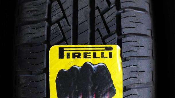 Pirelli wird chinesisch