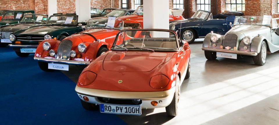Der Charme alter Autos: Oldtimer bringen Spaß und Rendite ...