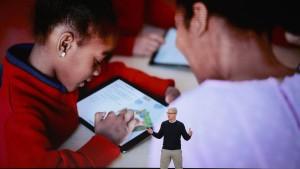 So will Apple die Schulen erobern