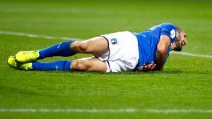 Für Italien sieht es düster aus