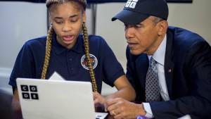 Russische Hacker sollen Obama-Mails mitgelesen haben
