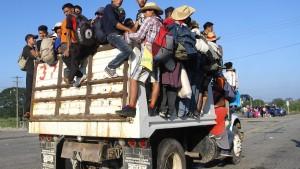 Trump will Militär an der mexikanischen Grenze einsetzen