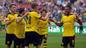 Dortmund elegant, fast frech