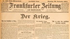 Historisches E-Paper zum Ersten Weltkrieg: Die Schlacht um Mühlhausen