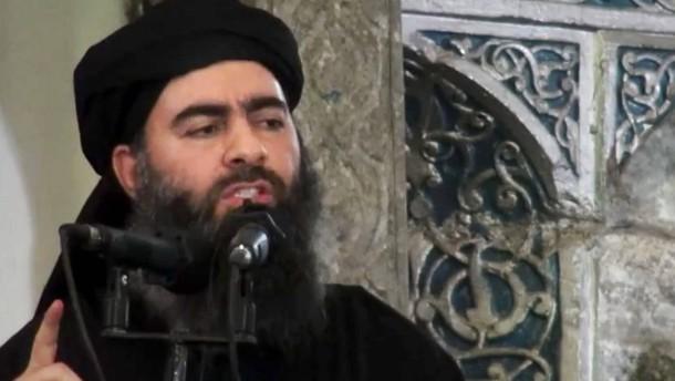 IS veröffentlicht angebliche Audiobotschaft von Al-Bagdadi