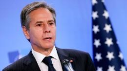 Vereinigte Staaten rufen für Deutschland höchste Reisewarnstufe aus