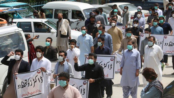 Himmelfahrtskommando für Ärzte in Pakistan