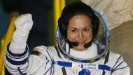 Sojuz-Kapsel erreicht die ISS