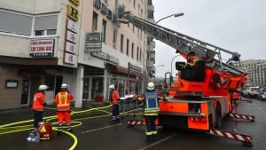 Mindestens vier Tote nach Brand in Saarbrücken