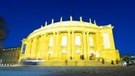 Das Staatstheater in Stuttgart: Klare Meinung zur Politik der AfD