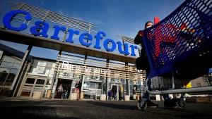 Carrefour bleibt französisch