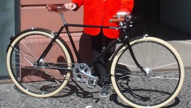Ein Stilrad muss kein Retrorad sein