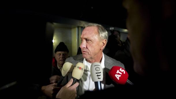 Cruyff, Vater des schönen Spiels