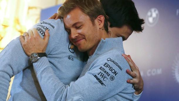 """Rosberg beendet Karriere: """"Bin an der Spitze angekommen"""""""