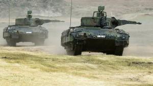 Nur jeder dritte neue Panzer der Bundeswehr ist einsatzbereit