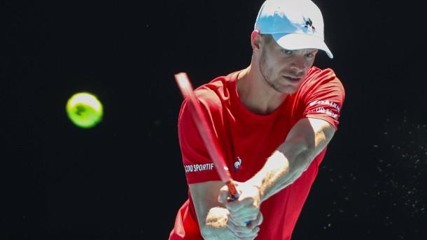 Tennis-Doppel Krawietz und Hanfmann in Melbourne raus