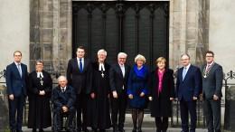 Evanglische Kirche feiert 500 Jahre Reformation