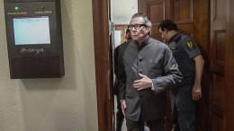 Jean-Claude Arnault im Gericht festgenommen