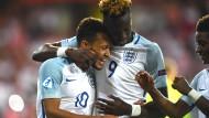 England steht im Halbfinale