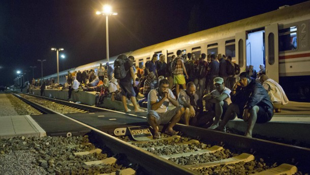 Kroatien riegelt Grenze zu Serbien ab
