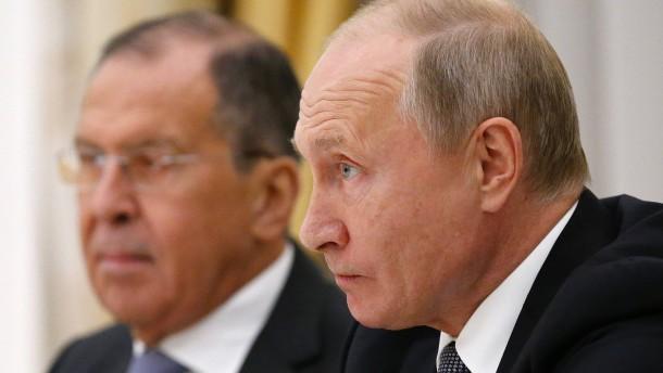 Moskau verlässt Abkommen über militärische Beobachtungsflüge