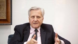 Jean-Claude Trichet: Ich über mich