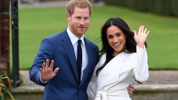 1200 ganz normale Bürger dürfen zu Prinz Harrys Hochzeit