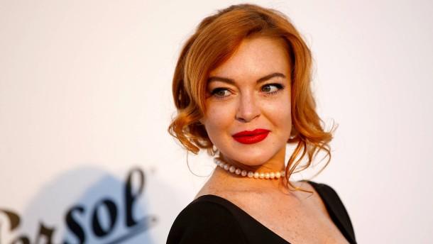 Lindsay Lohan kündigt neue Single an
