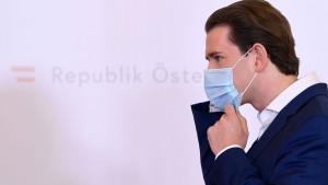 Österreich braucht bald keinen Mundschutz mehr
