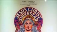 """Ein Welterfolg im Hanauer Rathaus: das Plakat zum Musical """"Jesus Christ Superstar"""""""