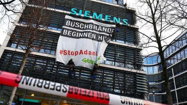 Siemens-Aktionäre erwarten hitzige Debatten