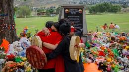 Hunderte Gräber bei weiterer Schule für Indigene gefunden