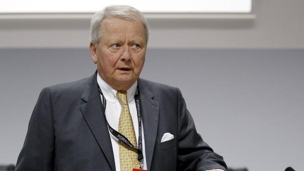Experte fordert Abgang von VW-Aufsichtsrat Porsche