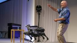Diesen Roboterhund können Sie bald kaufen