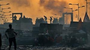 Wieder Ausschreitungen im Irak