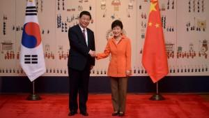 Pekings neue Eintracht mit Südkorea