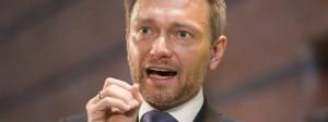 FDP-Chef Christian Lindner verkündete in der Nacht von Sonntag auf Montag den Ausstieg der FDP aus den Jamaika-Sondierungen.