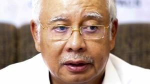 Najib Razaks große Show