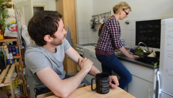 Ehegattensplitting fördert klassische Rollenverteilung