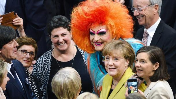 Deutschland wählt den nächsten Präsidenten