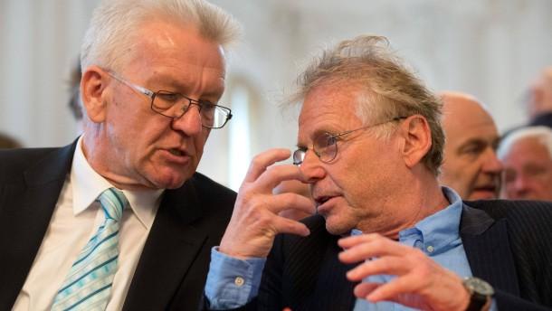Verleihung des Theodor Heuss Preises an Cohn-Bendit