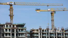 Baubranche sieht Wohnungsbauziel gefährdet